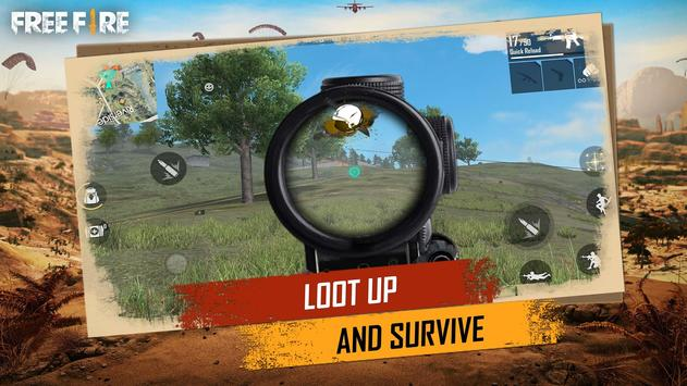Garena Free Fire: Kalahari screenshot 9