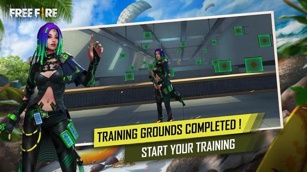 Garena Free Fire: Rampage screenshot 9