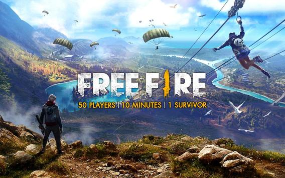 Poster Garena Free Fire – Winterlands