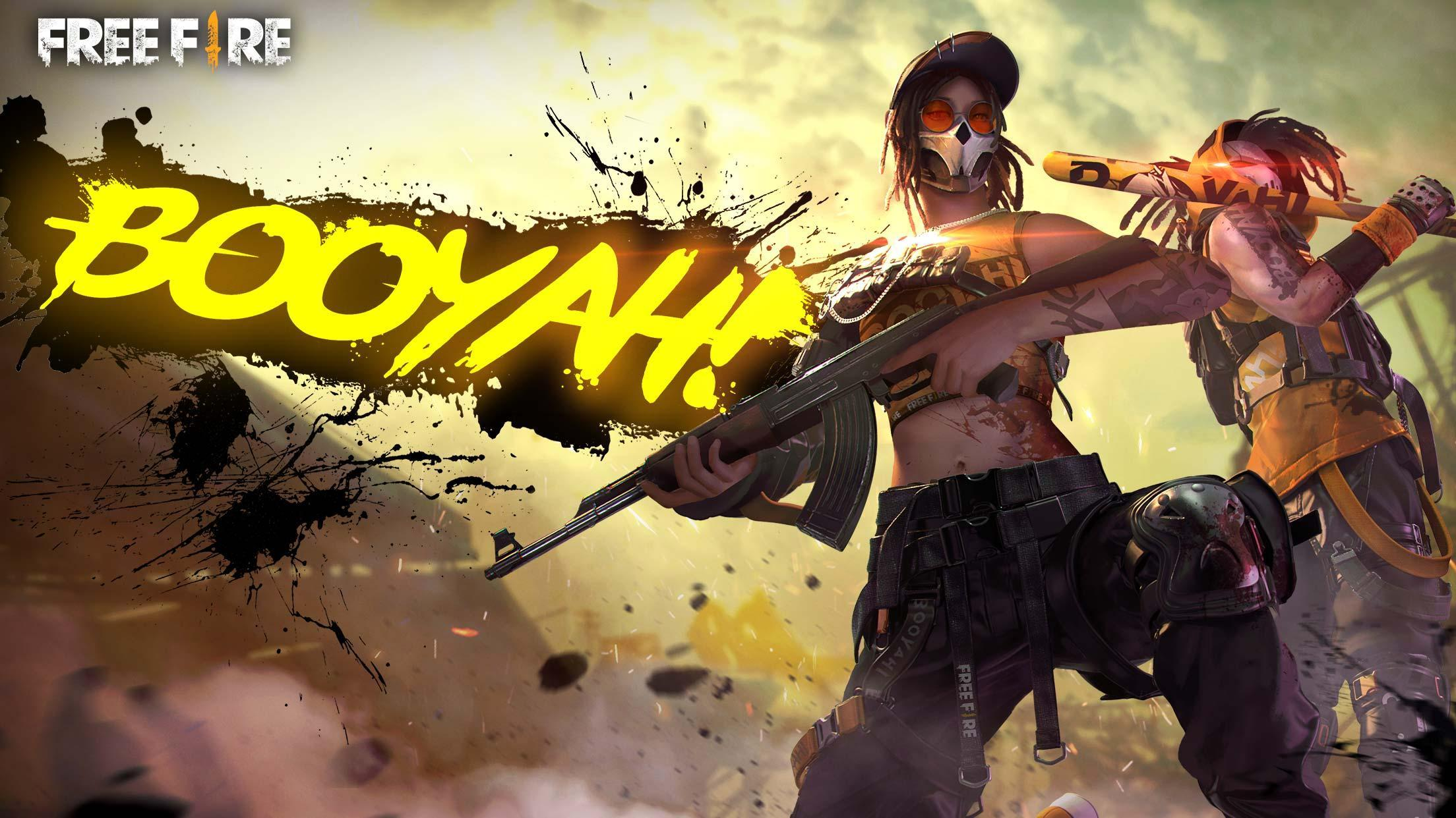 Garena Free Fire: BOOYAH Day  screenshot 1