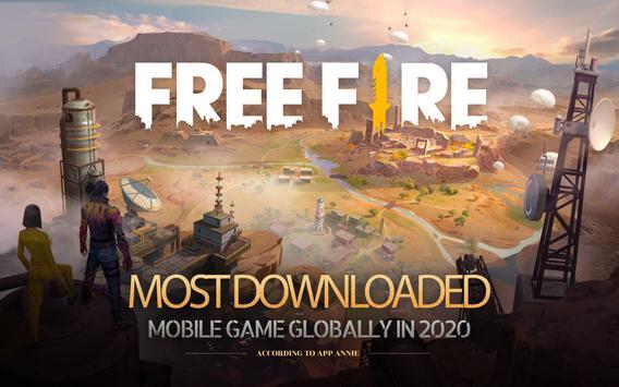 Garena Free Fire- World Series Plakat