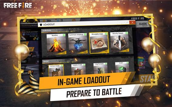 Garena Free Fire - Anniversary screenshot 13