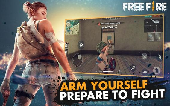 Garena Free Fire – Winterlands تصوير الشاشة 10