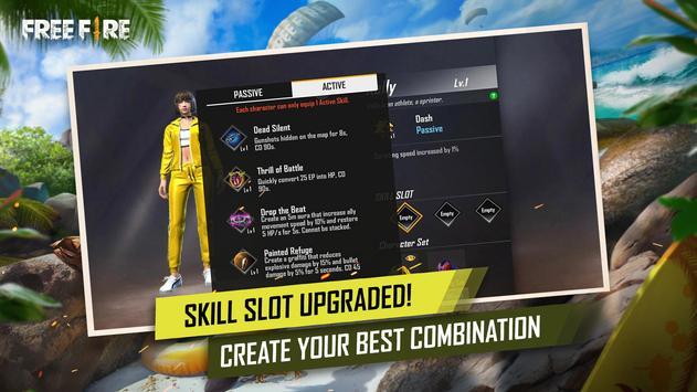 Garena Free Fire: Rampage screenshot 10