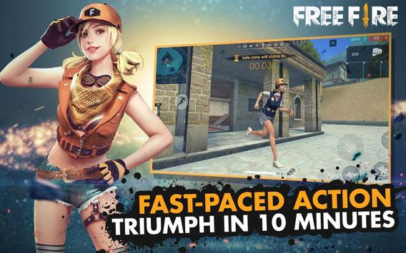 Garena Free Fire capture d'écran 11