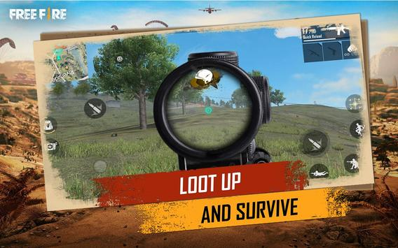 Garena Free Fire: Kalahari screenshot 15