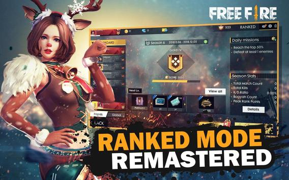 Garena Free Fire capture d'écran 16