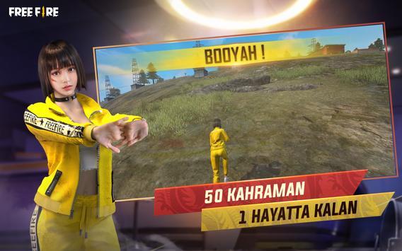 Garena Free Fire - Hücum Ekran Görüntüsü 1