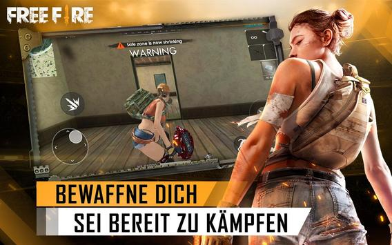 Garena Free Fire Screenshot 13
