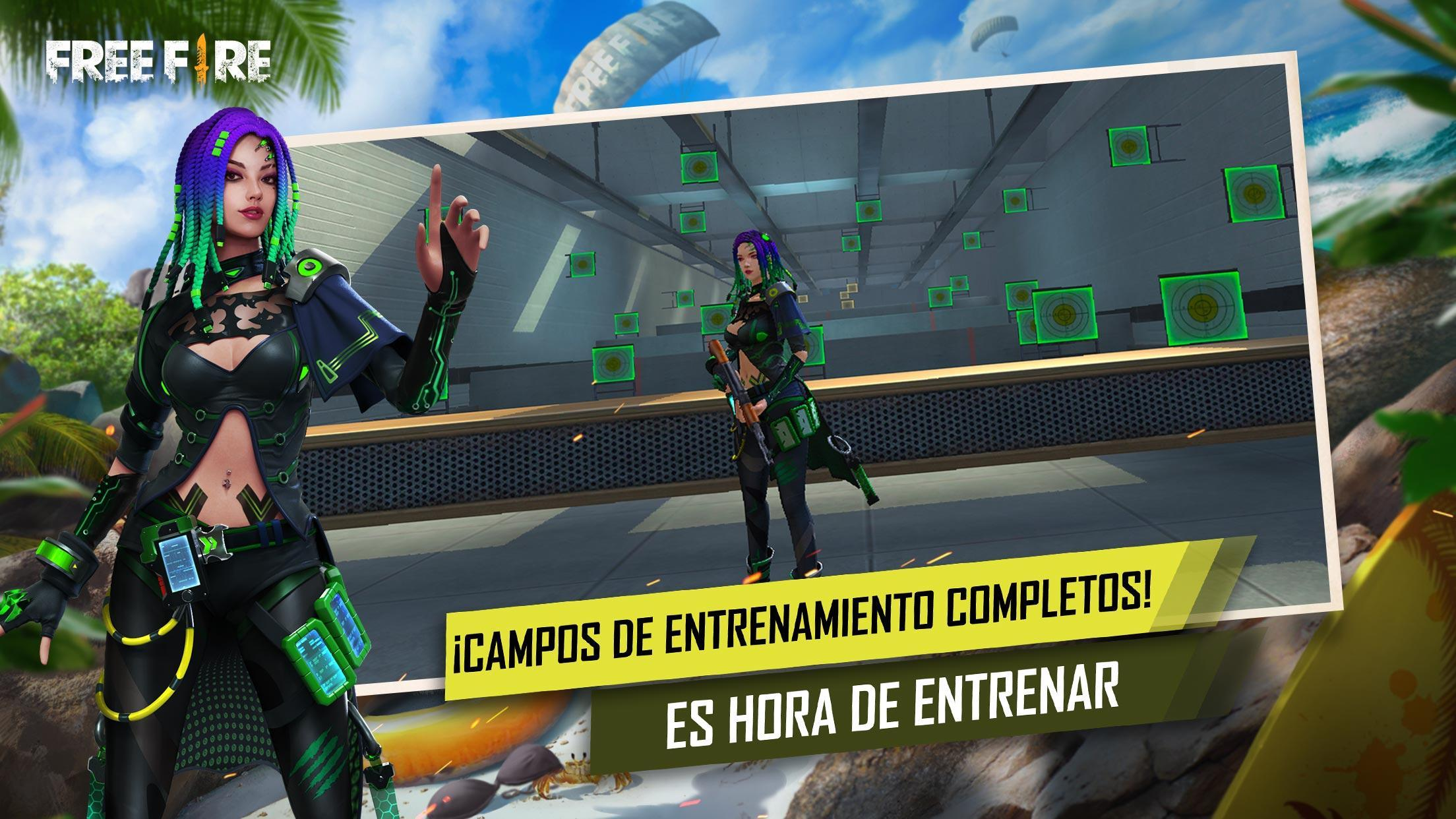 free fire descargar gratis para android ultima version 2019