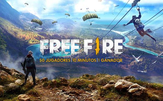Garena Free Fire captura de pantalla 14
