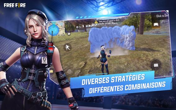Garena Free Fire- World Series capture d'écran 4