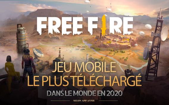 Garena Free Fire- World Series Affiche