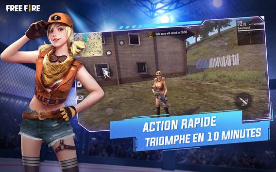 Garena Free Fire- World Series capture d'écran 10