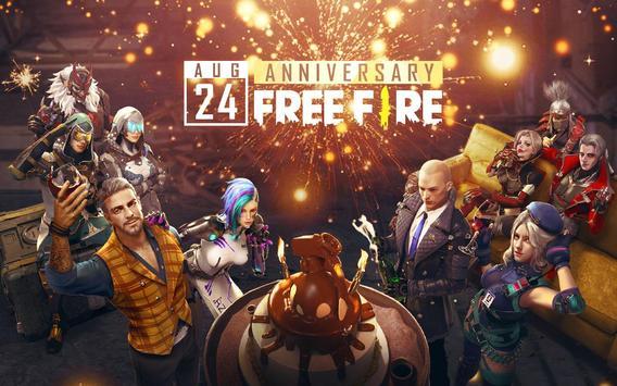 Garena Free Fire 포스터