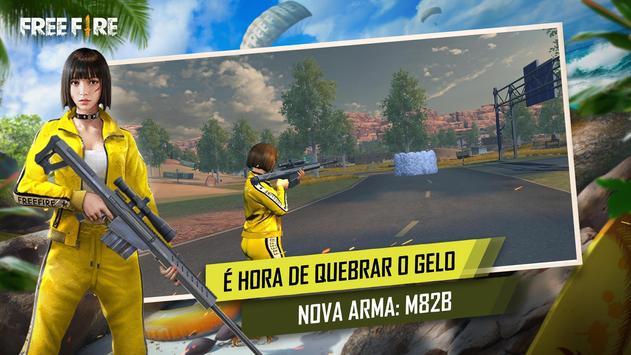 Garena Free Fire: Redenção! imagem de tela 7