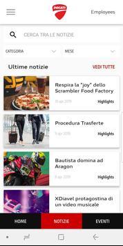 Ducati Employees screenshot 2