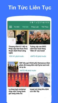 Đọc Báo Ngày Nay, Tin Tức Mới Nhất 24h, Báo Mới ảnh chụp màn hình 3