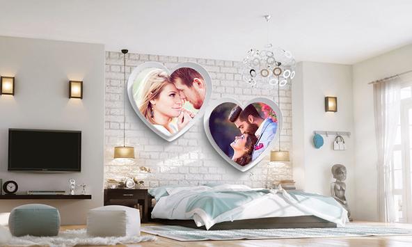 Bedroom Dual Photo Frame screenshot 8
