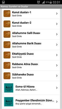 Sesli Sureler screenshot 17