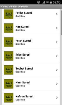 Sesli Sureler screenshot 1