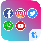 Prallel Dual Space - Multiple Accounts icon