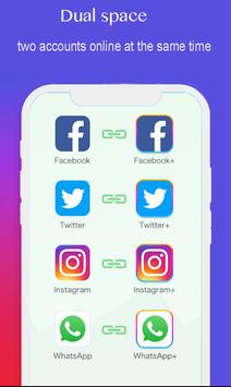 Dual Space - Multiple Accounts & parallel app for Android - APK Download