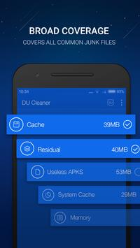 DU Cleaner(Limpador) – clean phone cache 截图 11