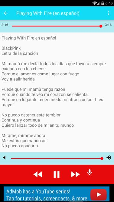 Blackpink Musica For Android Apk Download