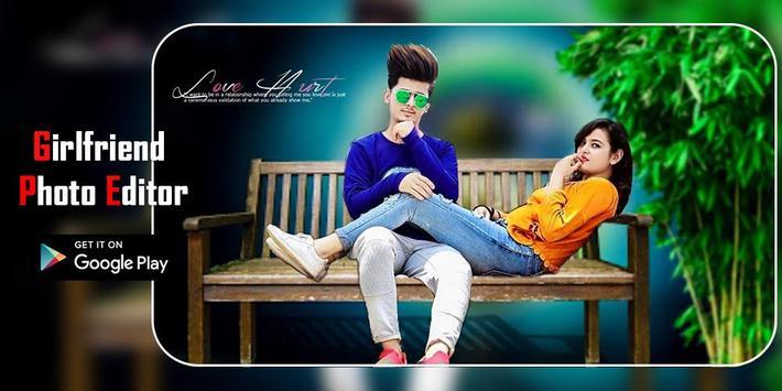 Girlfriends Photo Editor : Girlfriends maker screenshot 6