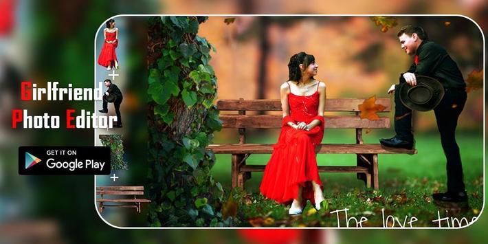 Girlfriends Photo Editor : Girlfriends maker screenshot 2