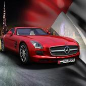 UAE Racing icon