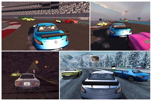 UAE Racing screenshot 3
