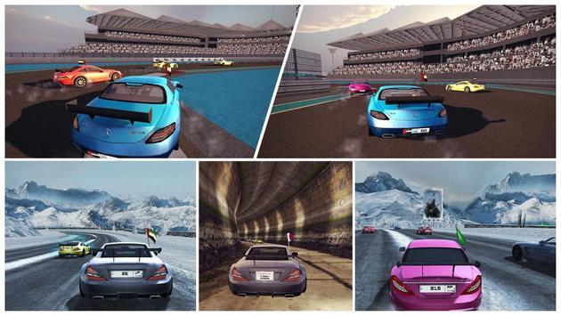 UAE Racing screenshot 10