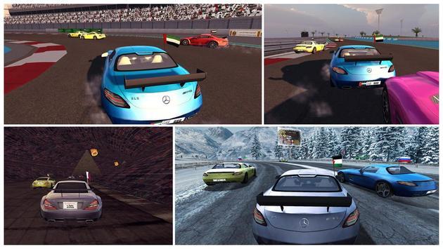 UAE Racing screenshot 11