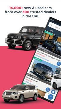 DubiCars   Used & New cars UAE Plakat