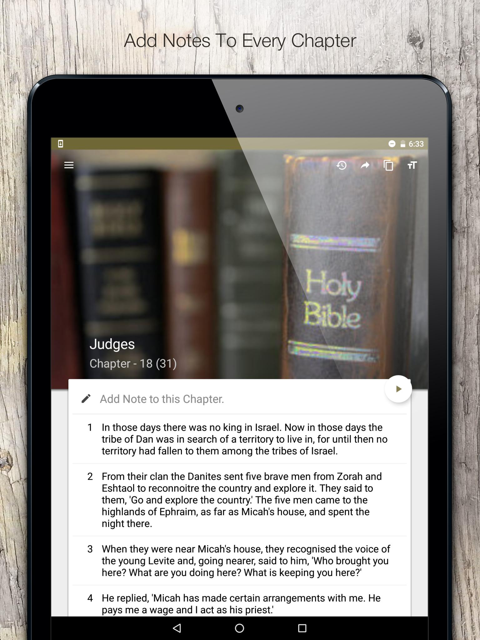 NIV Bible for Android - APK Download