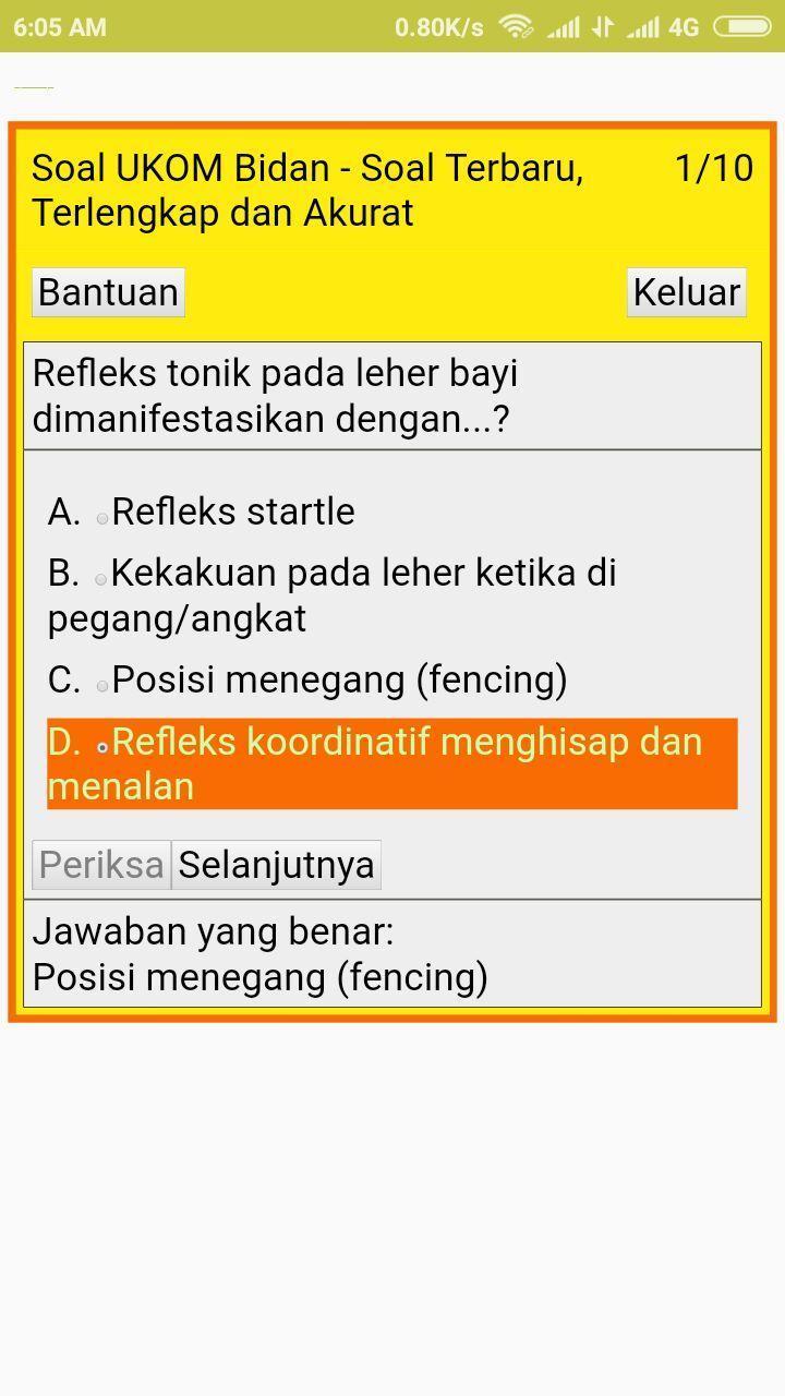 Soal Dan Kunci Jawaban Ukom Perawat Terbaru 2019 For Android