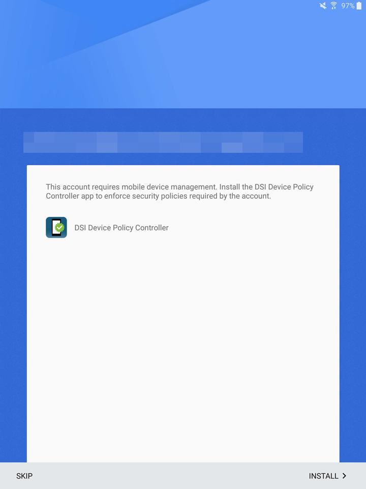 DSI Device Policy Controller for Android - APK Download