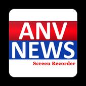 Anv Screen Recorder icon