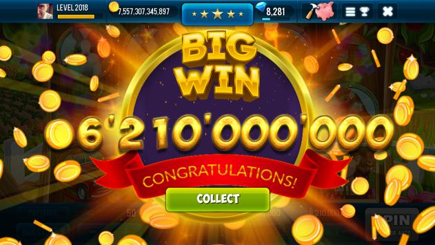 Lucky Spin - Free Slots Game with Huge Rewards syot layar 9