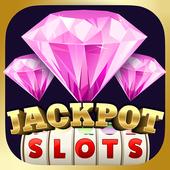3 Pink Jackpot Diamonds Slots icon