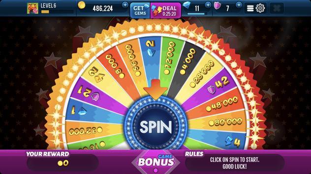 Romantic Spin Slots screenshot 15