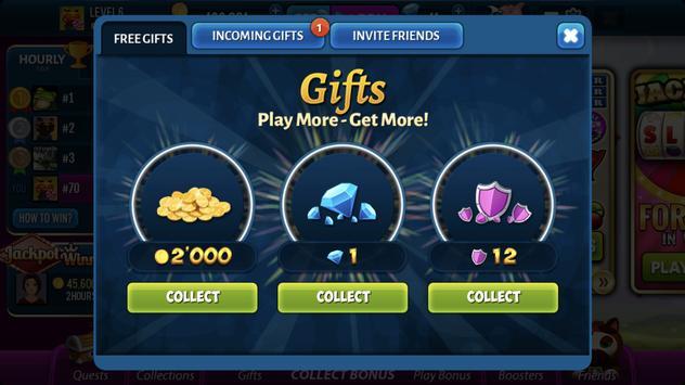 Romantic Spin Slots screenshot 4