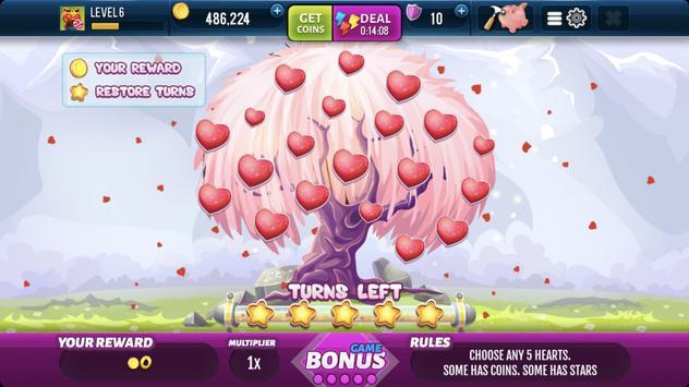 Romantic Spin Slots screenshot 8