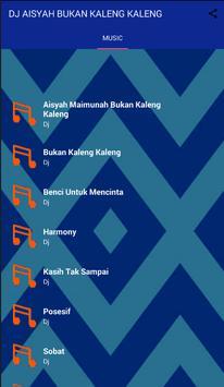 Dj Aisyah Maimunah Bukan Kaleng Kaleng Offline screenshot 1