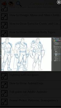 Learn to draw Comics screenshot 5