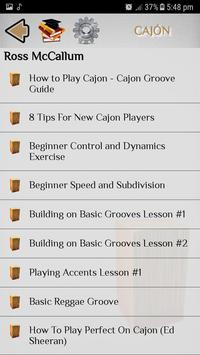 Learn Percussion - Drums screenshot 2