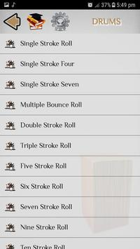 Learn Percussion - Drums screenshot 6