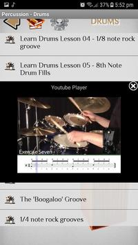 Learn Percussion - Drums screenshot 8